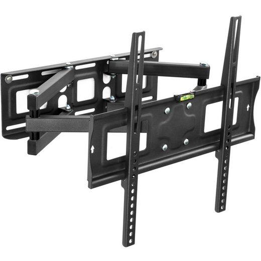 tectake »TV Wandhalterung individuell schwenkbar, neigbar« TV-Wandhalterung