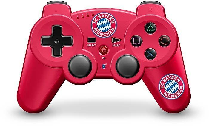 BIGBEN Joypad FC Bayern München Bluetooth »(PS3)«