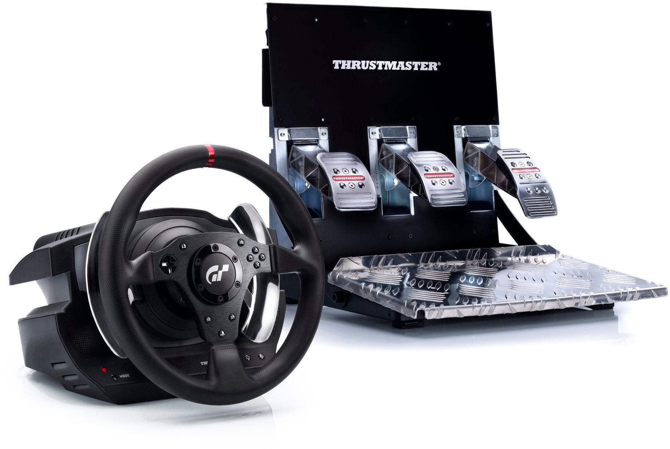 Thrustmaster Lenkrad T500 RS GT6 »PS3«