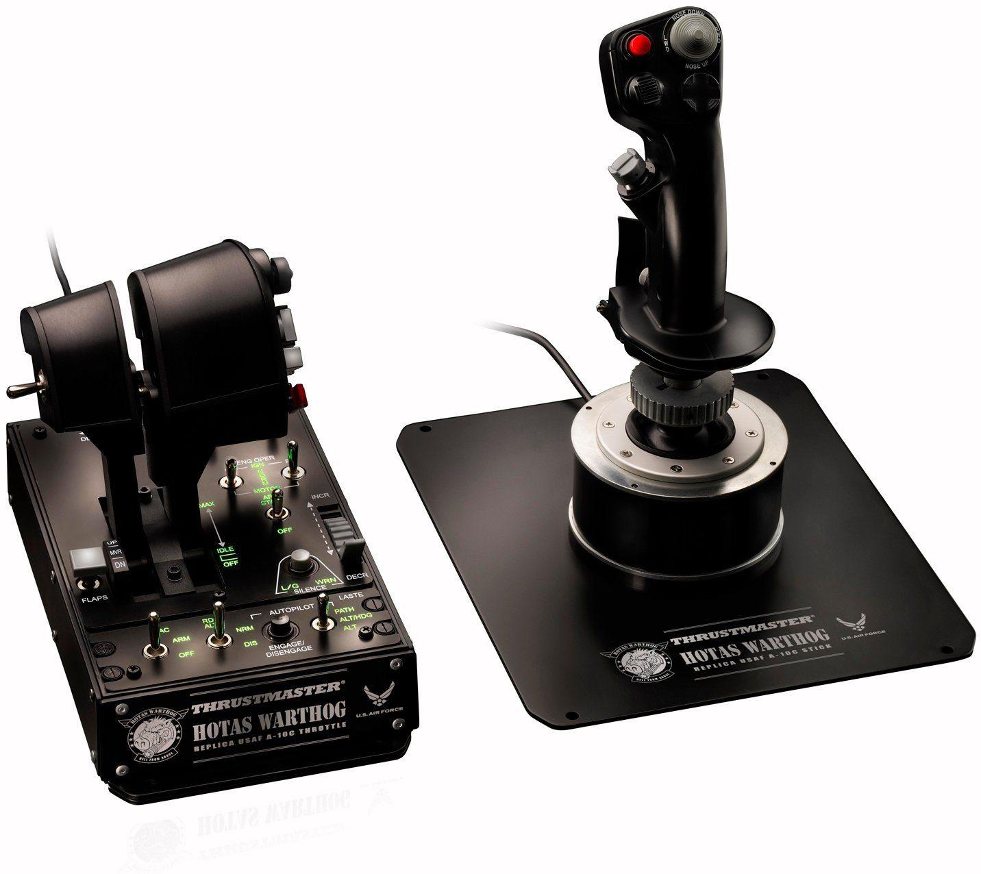Thrustmaster Joystick HOTAS Warthog »PC«