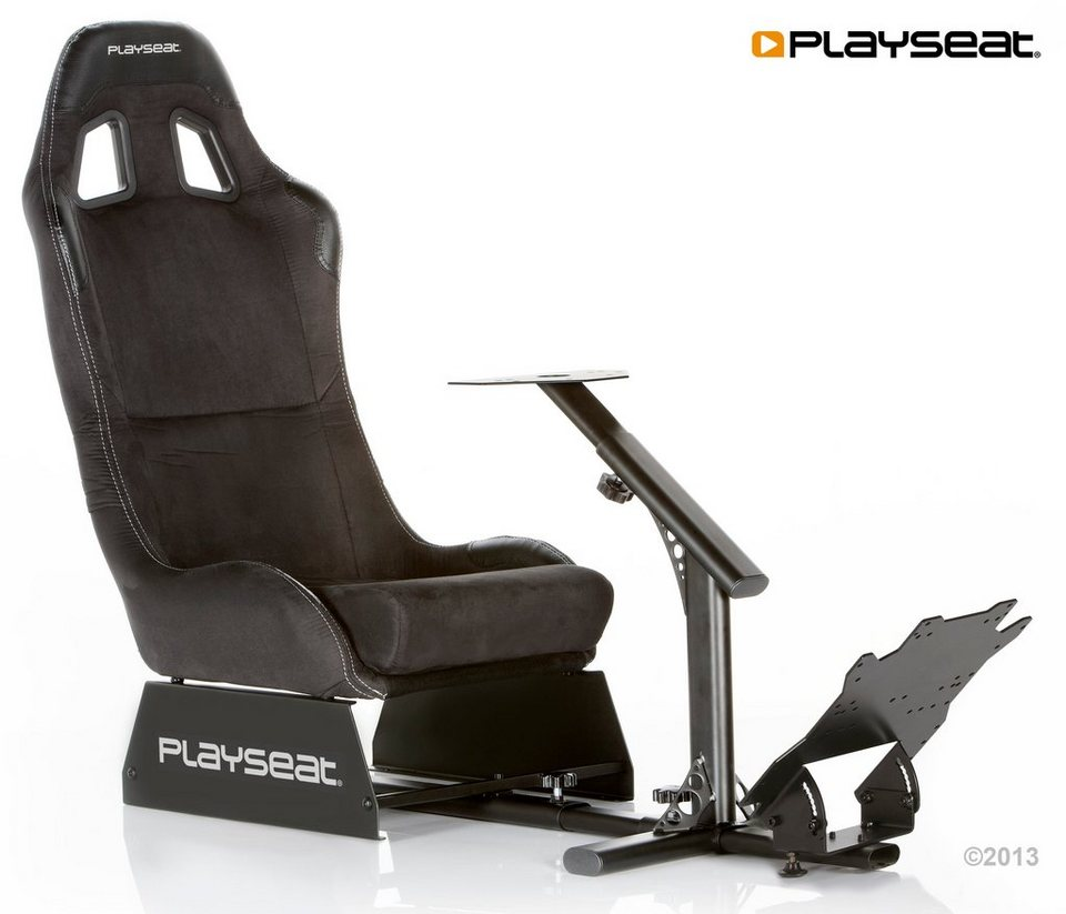 Playseats Rennsitz Playseat Evolution M Alcantara »(PS3 PS4 X360 XBox One PC)«