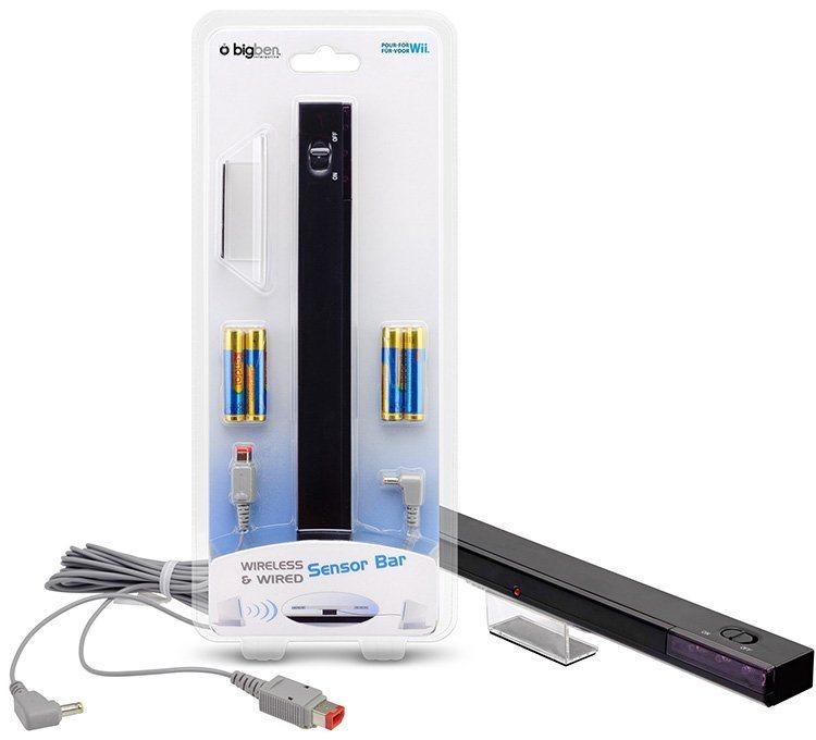 BIGBEN Sensorleiste für Wii, kabellos »(Wii)«