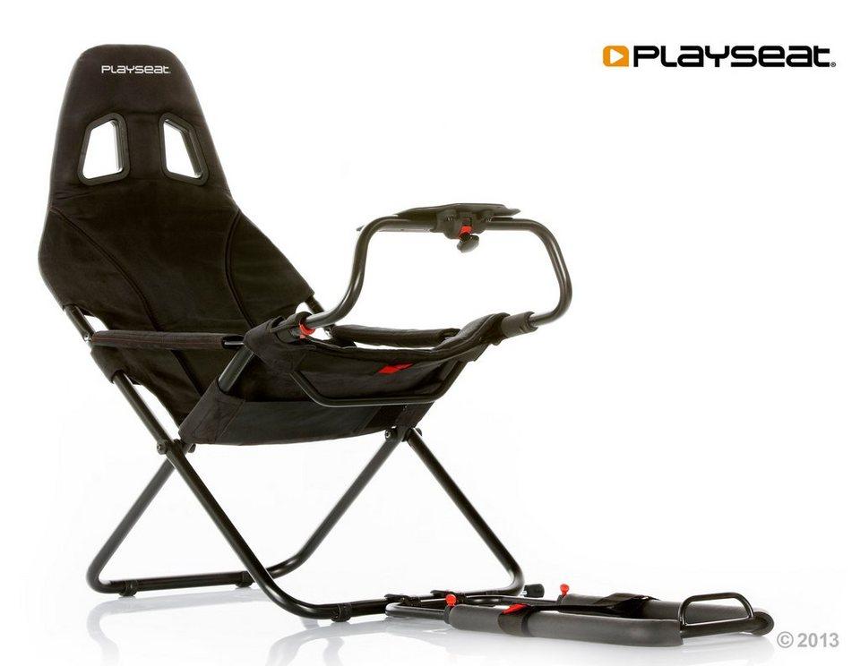 Playseats Rennsitz Playseat Challenge Schwarz »(PS3 PS4 PC X360 XBox One)«