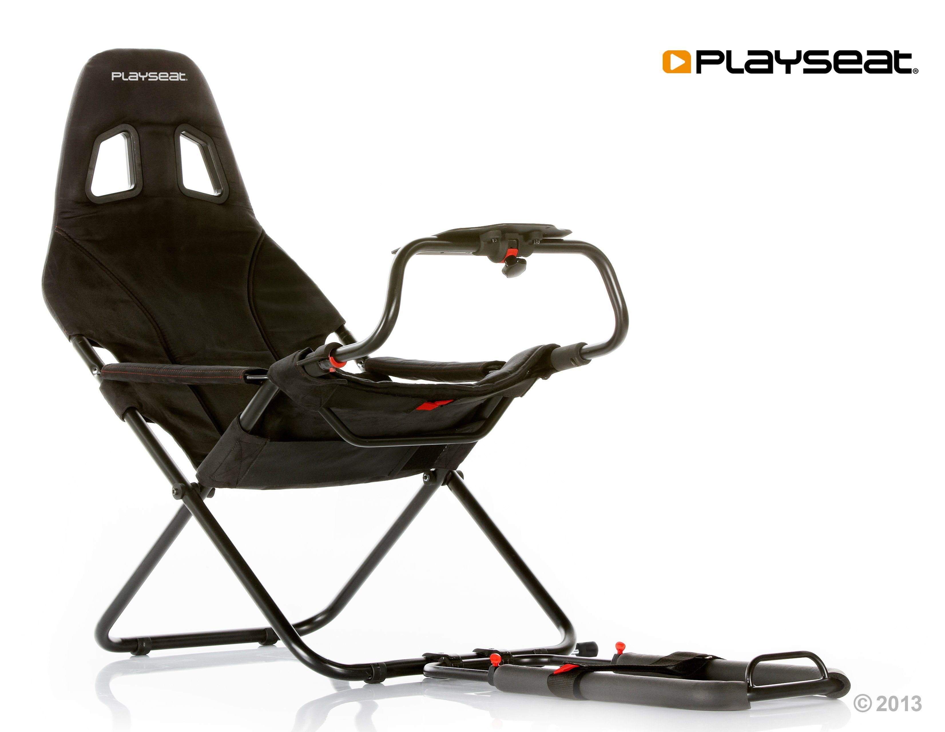 Playseats Rennsitz Playseat Challenge Schwarz »PS3 PS4 PC X360 XBox One«