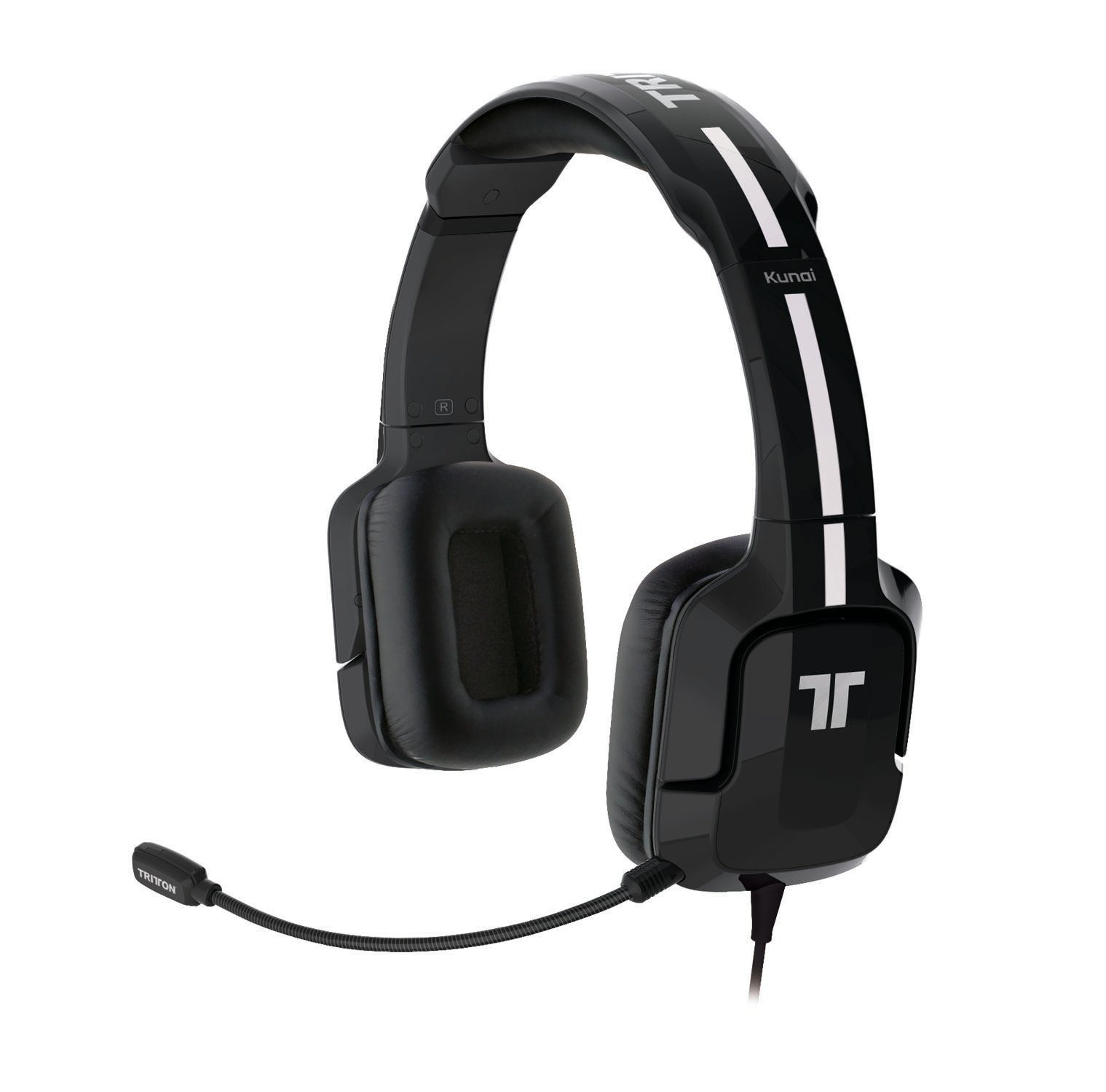Mad Catz Headset Tritton Kunai Stereo Schwarz »(PS3)«