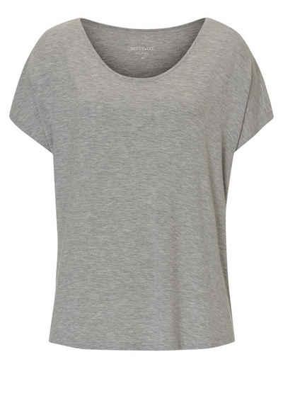 Betty&Co T-Shirt »unifarben« Form