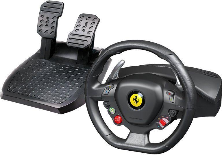 Thrustmaster Lenkrad Ferrari 458 Italia »(X360 PC)«