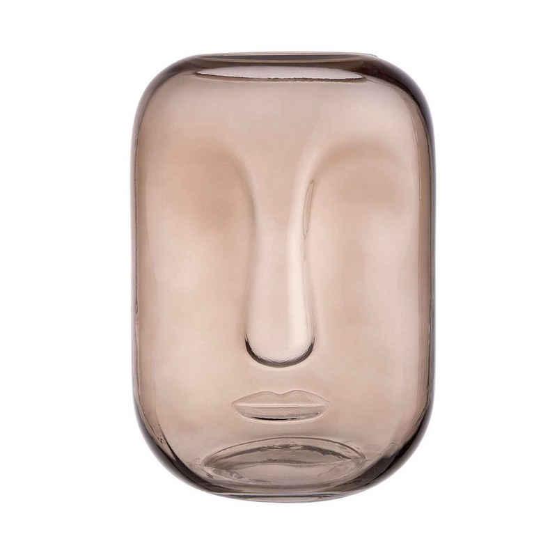 BUTLERS Dekovase »ANOKI Vase mit Gesicht Höhe 25cm«