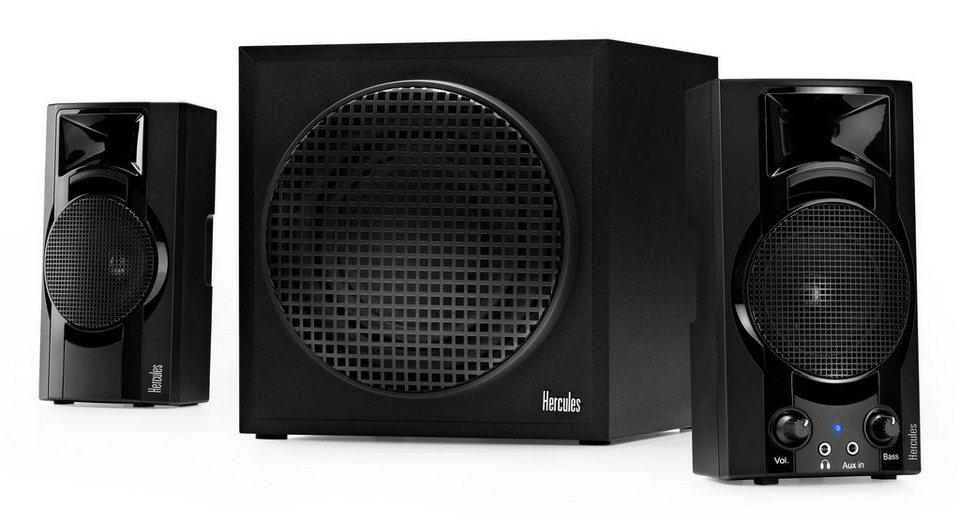 HERCULES Soundsystem XPS 2.1 Bassboost »(PC)«