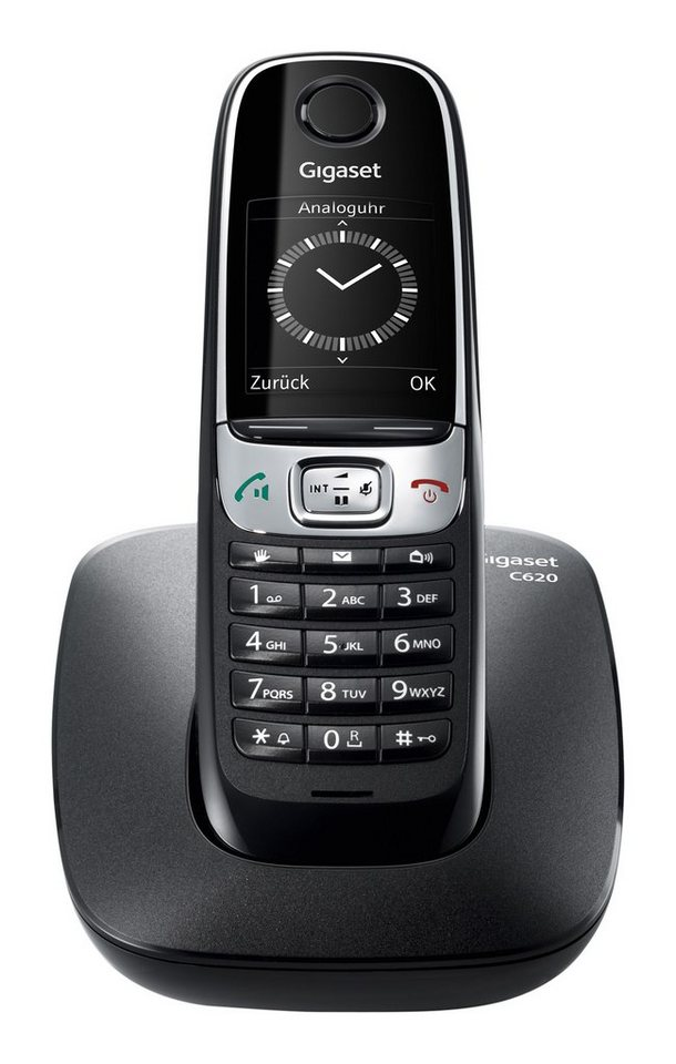 gigaset c620 dect telefon online kaufen otto. Black Bedroom Furniture Sets. Home Design Ideas