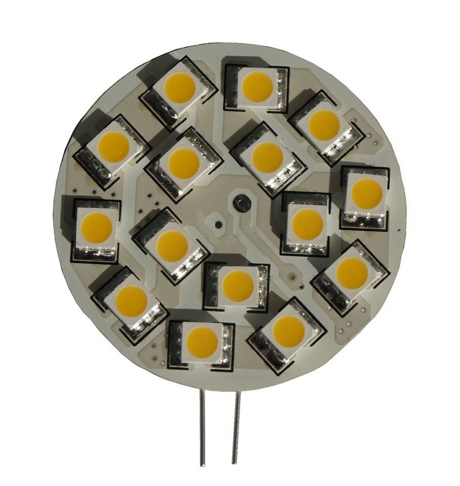 DIODOR Leuchtmittel »LED G4 3 W 210 Lm 3.000 K«
