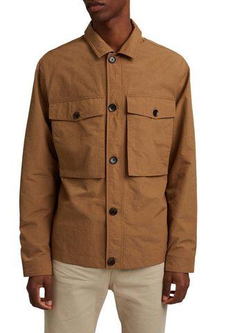 Esprit Fieldjacket su markanten Brusttaschen