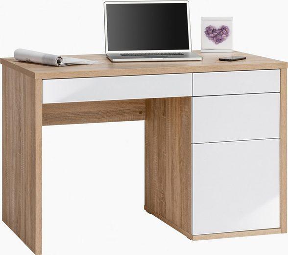 Maja Möbel Schreibtisch »Wismar«, mit Push-to-Open-Funktion
