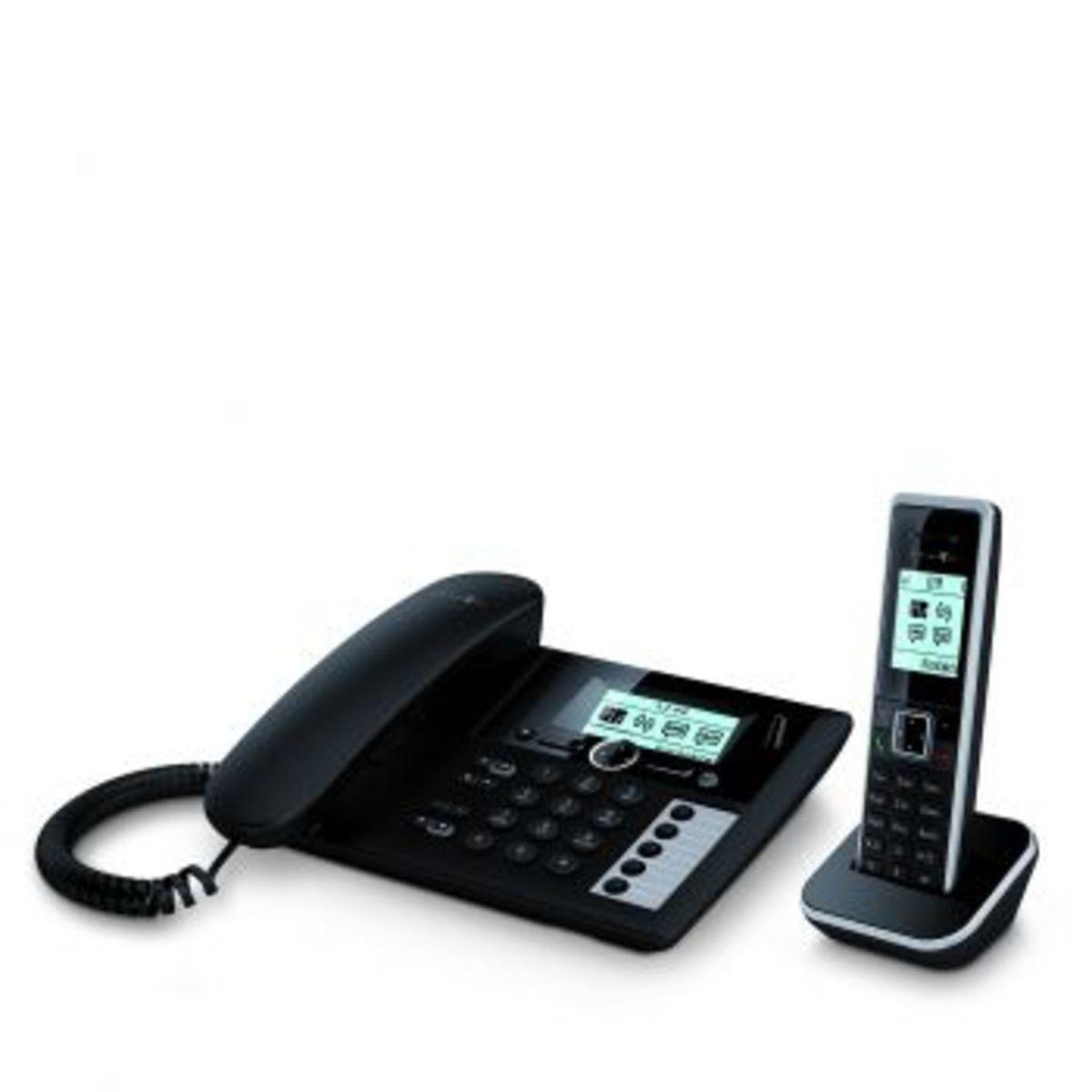 Telekom Telefon »Sinus PA 206 plus 1«