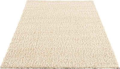 Hochflor-Teppich »Saron«, andas, rechteckig, Höhe 35 mm, Höhe 35mm, Wohnzimmer