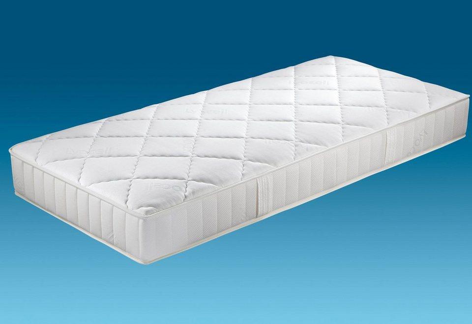 Doppel-Taschenfederkernmatratze, »Savoy«, HN8 Schlafsysteme