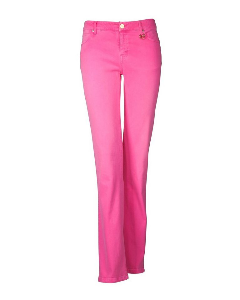River Woods 5-Pocket-Jeans in Pink