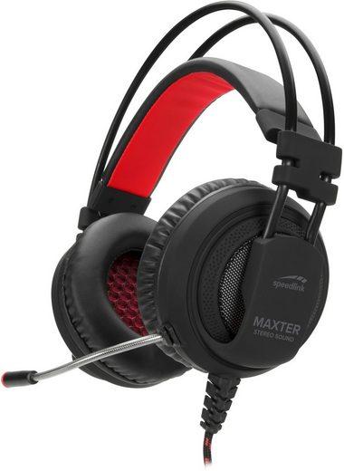 Speedlink »MAXTER« Gaming-Headset