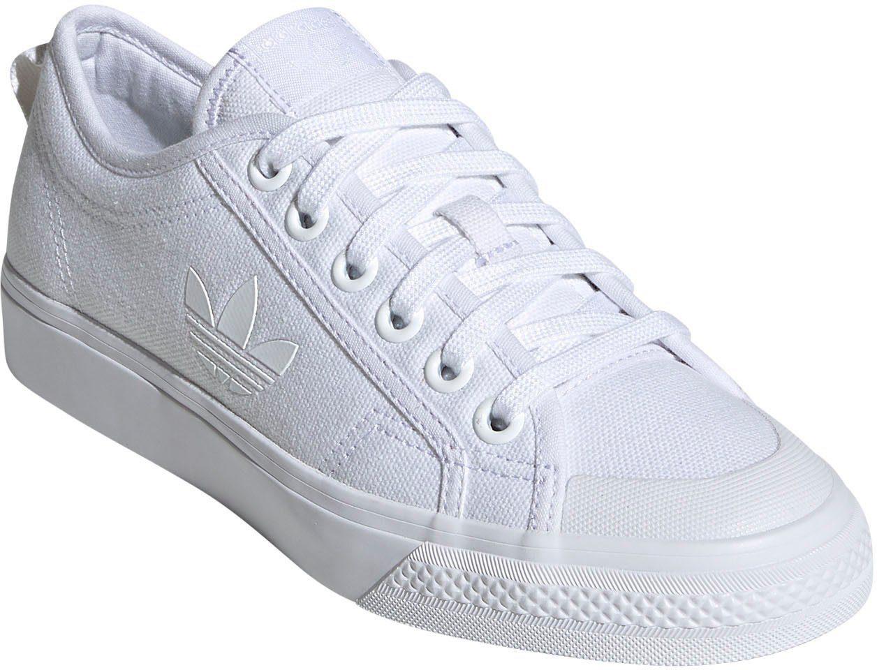 adidas Originals »NIZZA TREFOIL W« Sneaker kaufen | OTTO