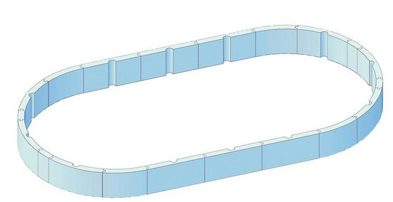 KWAD Wandisolierung »Pool Protector T60«