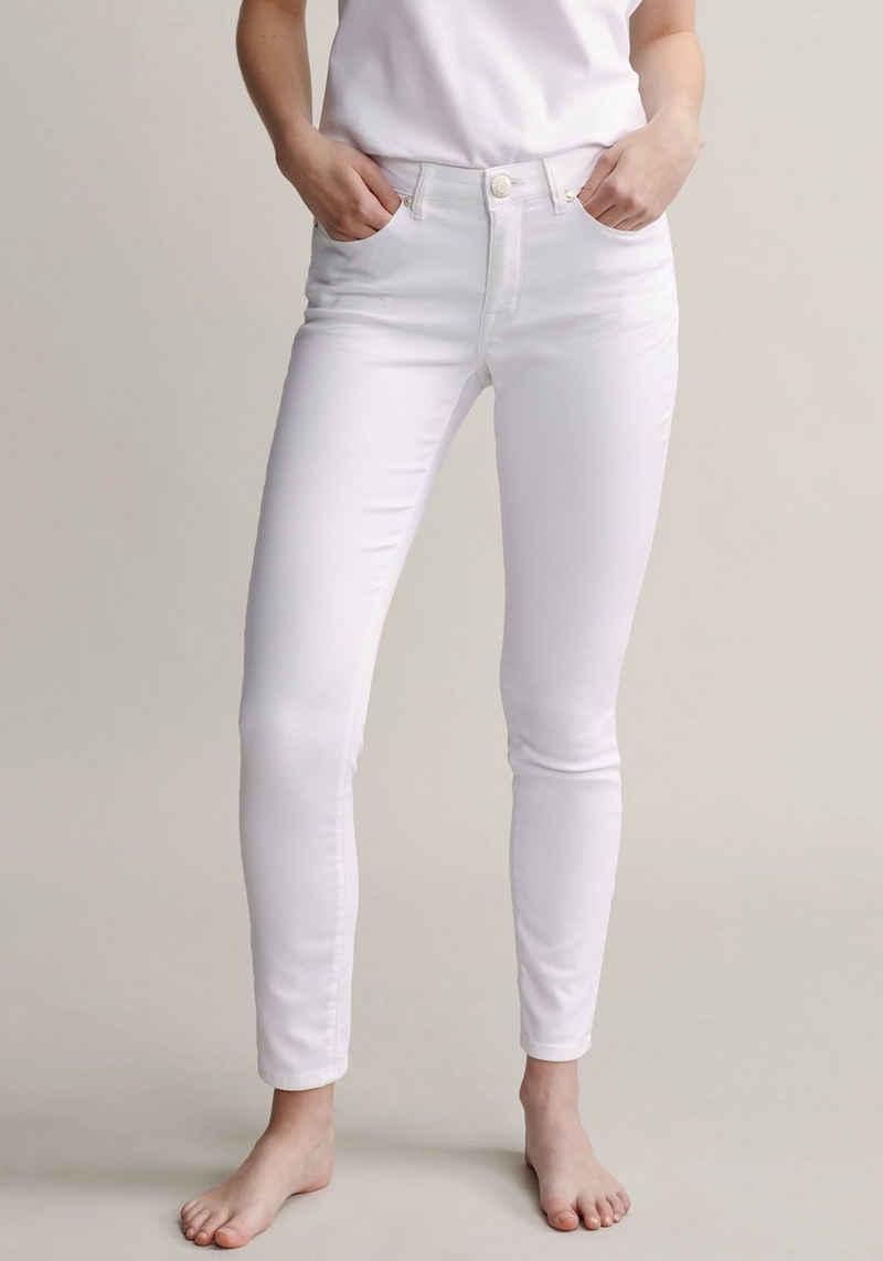 OPUS 7/8-Jeans »Elma« mit authentischer Waschung