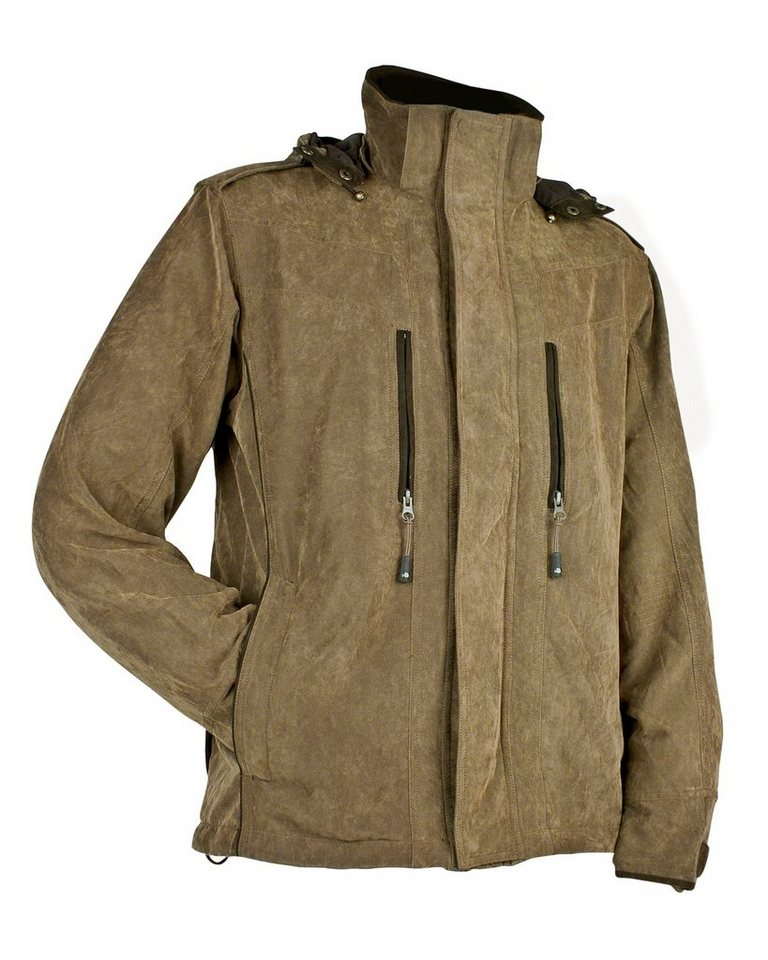 Blaser Active Outfits Kurzjacke Argali² Light in Oliv melange