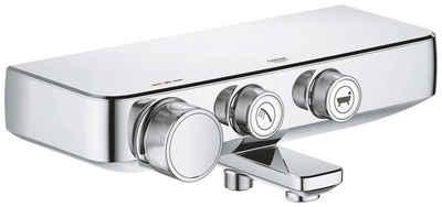Grohe Wannenthermostat »Grohtherm Smartcontrol« für Wandmontage, Thermostat-Batterie, DN 15