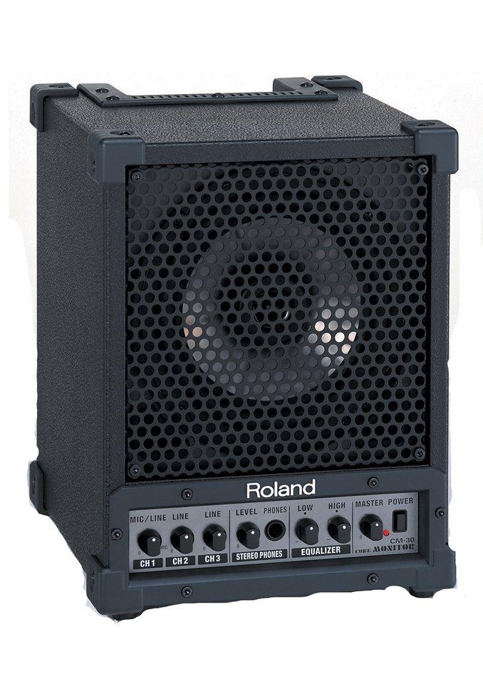 Aktiv-Monitor, Roland, »CM-30« in schwarz