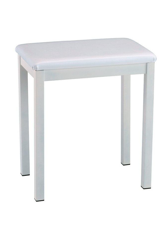 Piano Sitzbank, Roland, »BNC-11WH« in weiß