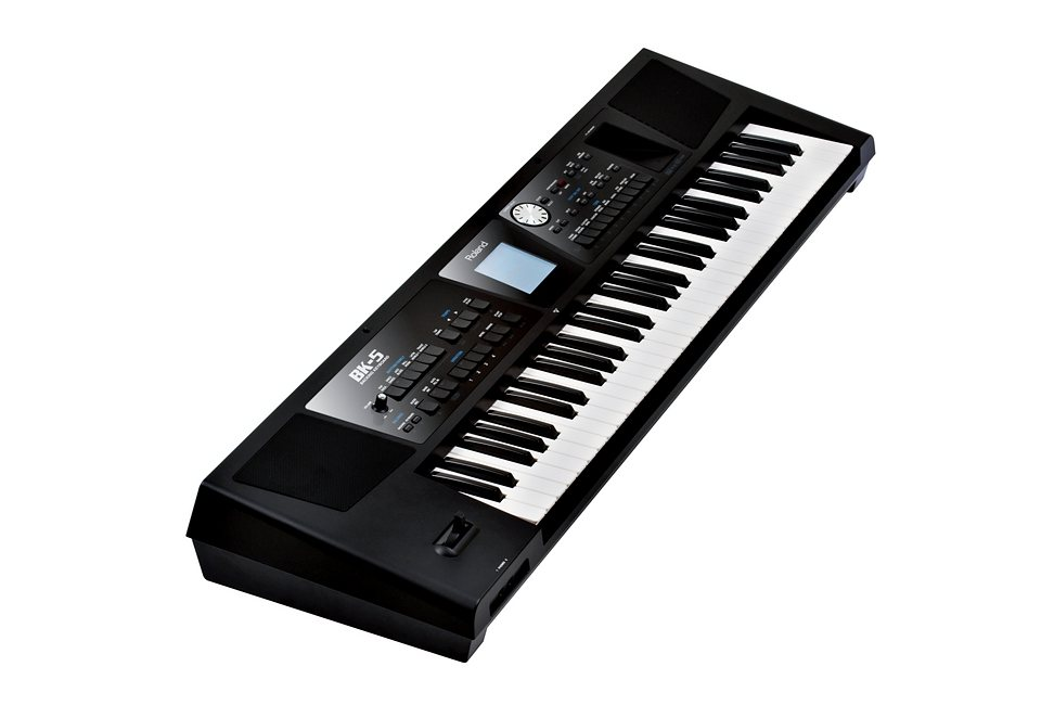 Arranger Keyboard, Roland, »BK-5« in schwarz