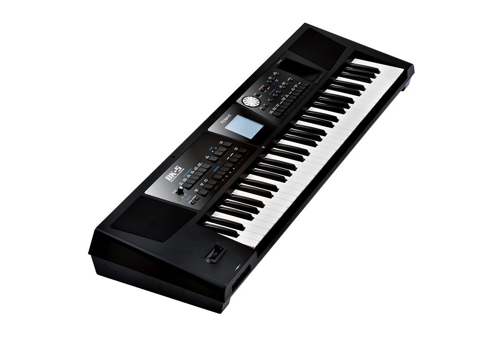 Arranger Keyboard, Roland, »BK-5«