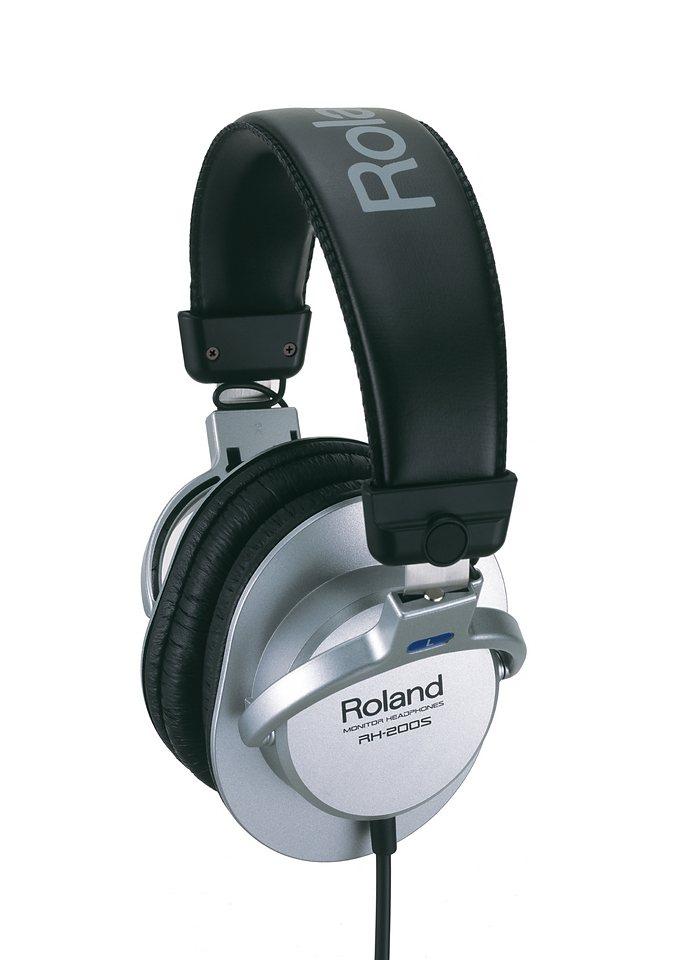 Kopfhörer, Roland, »RH-200S« in silberfarben