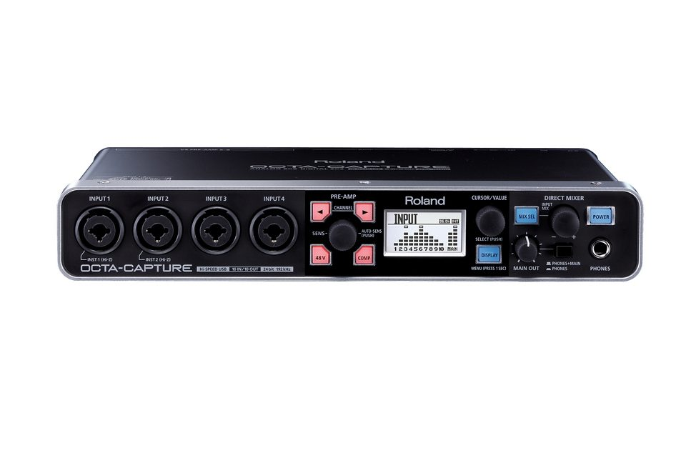 Audio Interface, Roland, »UA-1010«