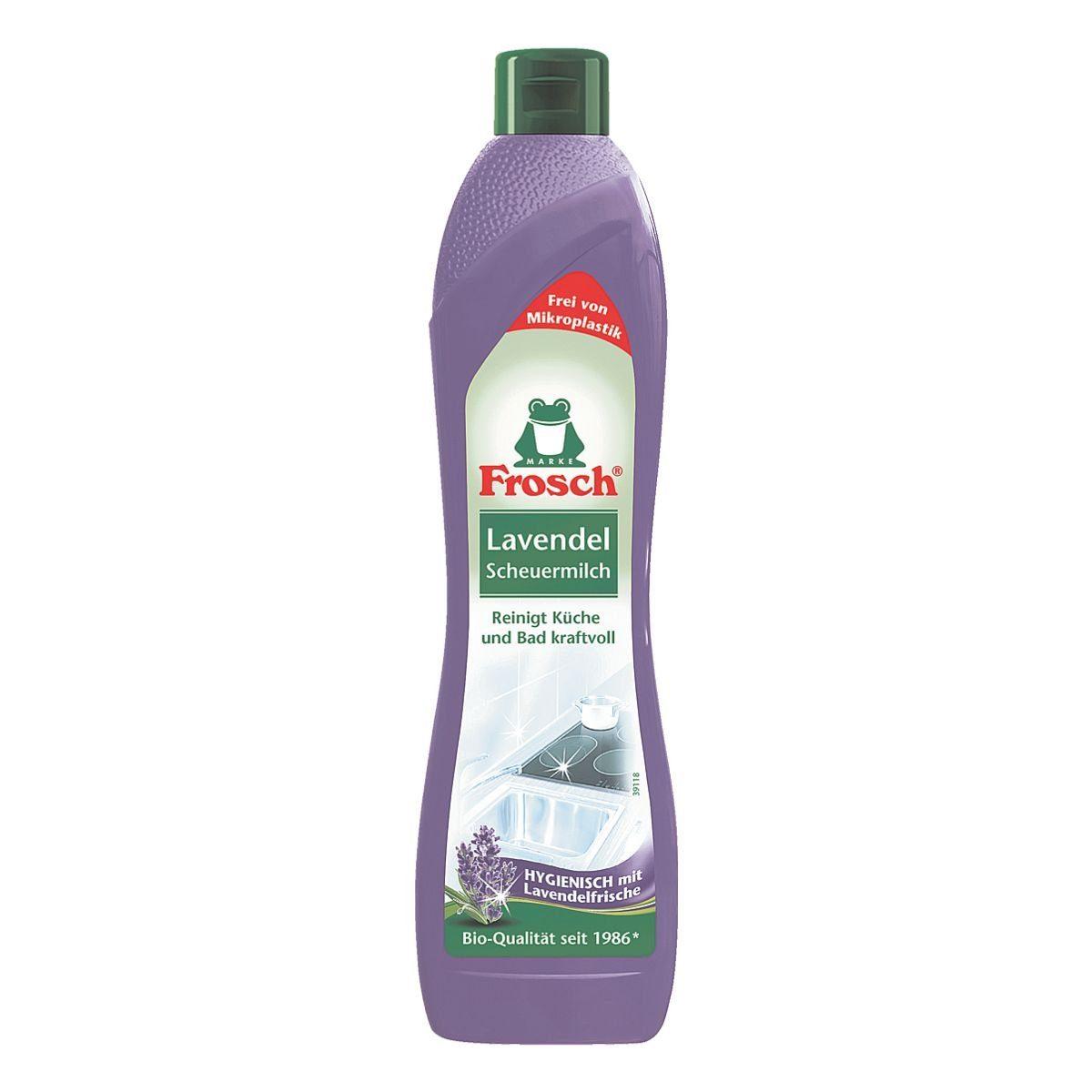 Frosch Scheuermilch »Lavendel«