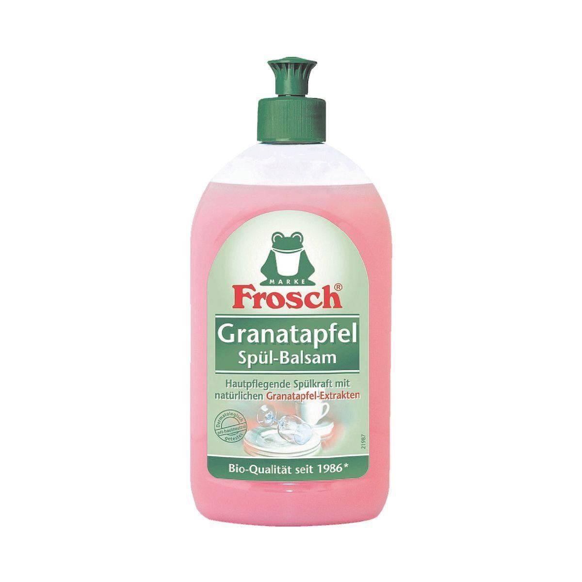 Frosch Geschirrspülmittel »Granatapfel«