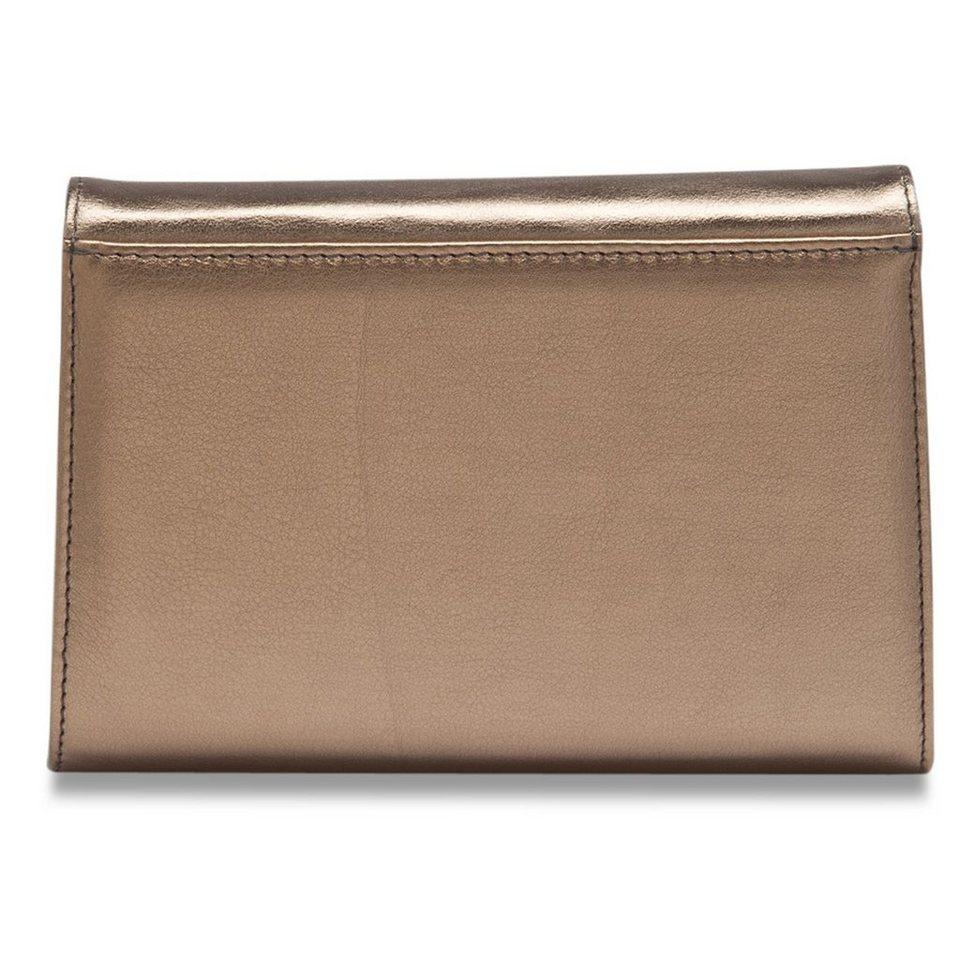 Picard Auguri Damentasche Leder 19 cm in silberfarben