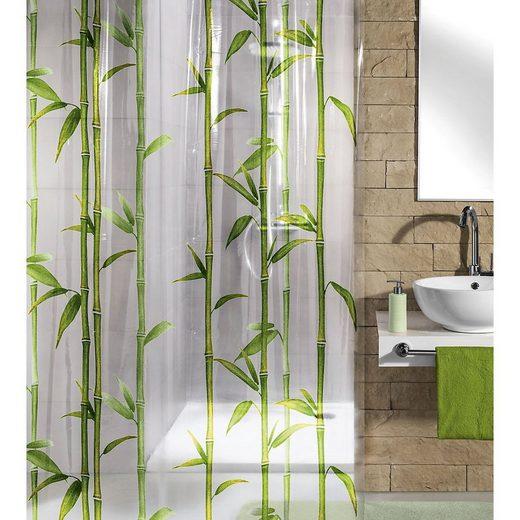 """Kleine Wolke Duschvorhang »Duschvorhang """"Bamboo""""«"""