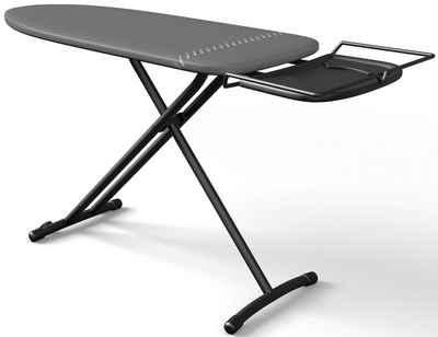 LAURASTAR Bügelbrett PLUSBOARD, Bügelfläche 125x42 cm, elegantes Design