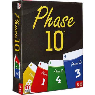Mattel® Spiel, »Mattel Games Phase 10, Kartenspiel,«