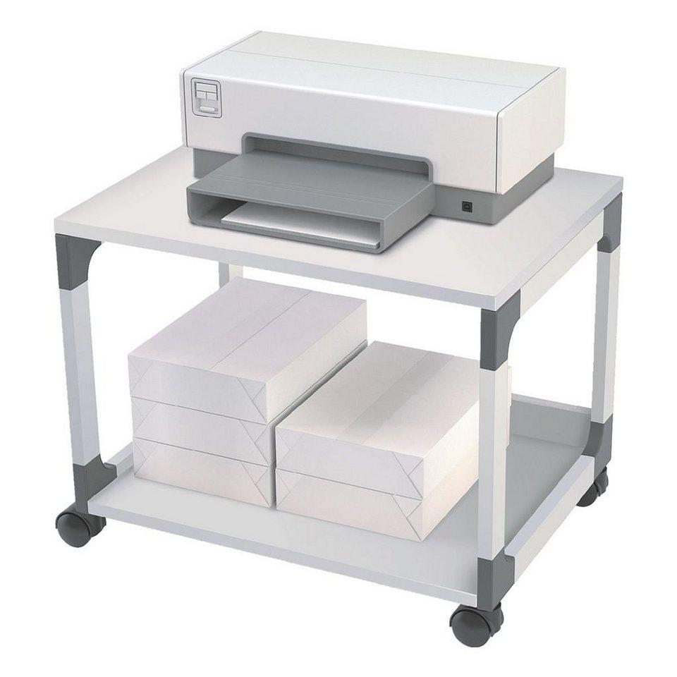 Durable Druckerwagen in grau