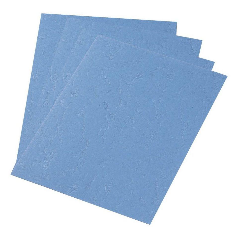OTTO Office Standard Einbanddeckel in blau