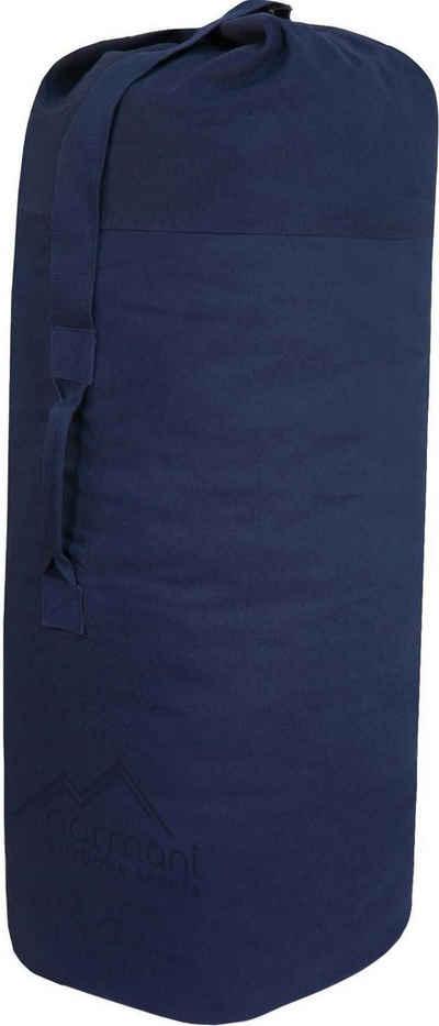 normani Packsack »US Canvas-Seesack 100 l Classic Sea II«, Duffle Bag US Seesack Canvas-Reisetasche Seemannssack Marinesack