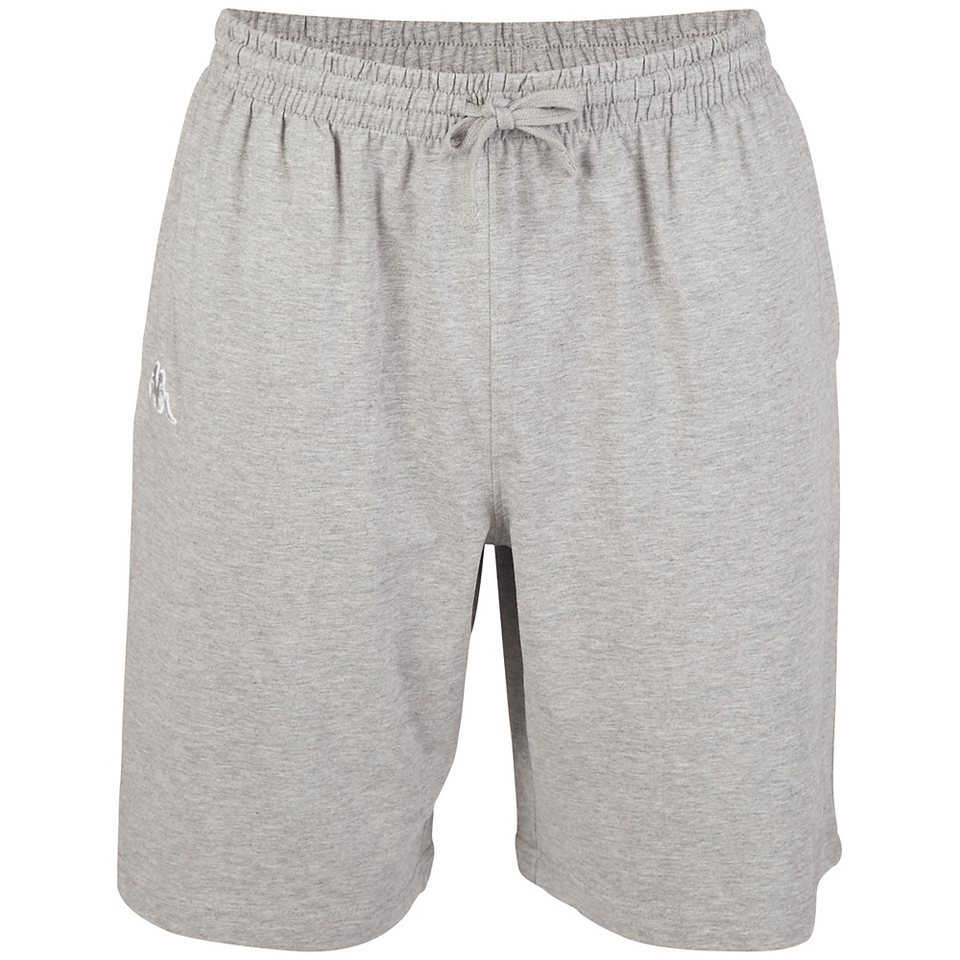 KAPPA Shorts »LINDAU« in grey melange