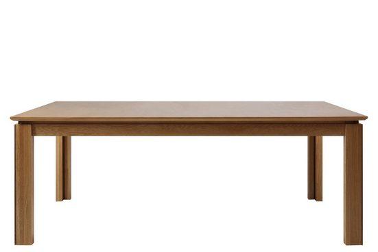 ebuy24 Esstisch »Vester Esstisch 200x100 cm, massiv und furnierte E«