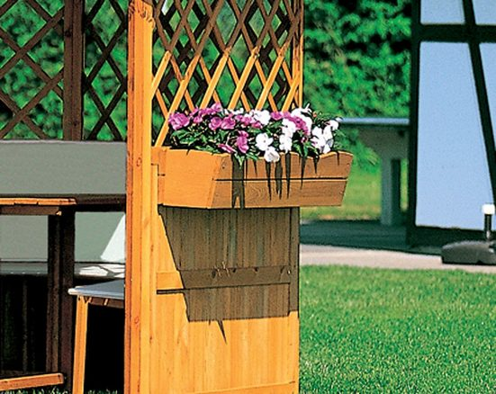 promadino Blumenkasten, für Pavillon »Palma« und »Marburg«, BxTxH: 108x22x19 cm