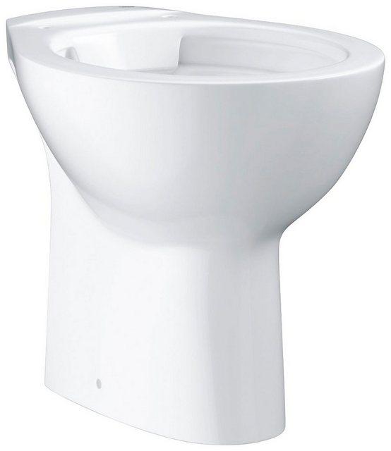 WCs und Zubehör - GROHE Stand WC »Bau Keramik«, spülrandlos  - Onlineshop OTTO
