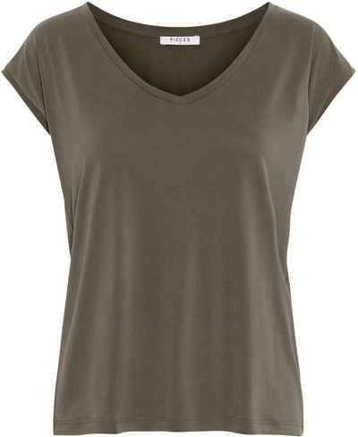 pieces V-Shirt »PCKAMALA«