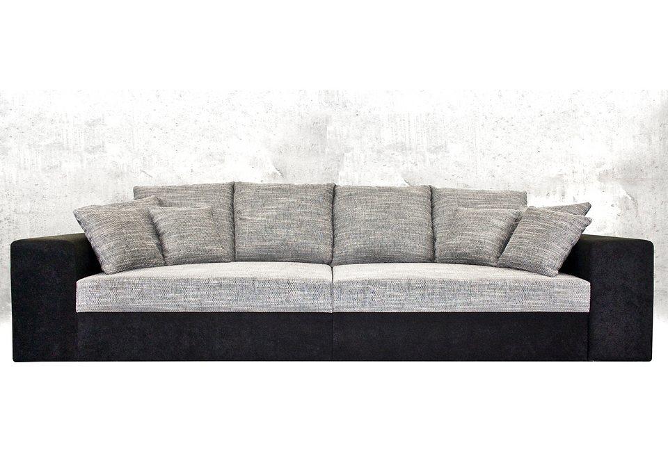 Nova Via Big-Sofa, wahlweise in XL oder XXL kaufen | OTTO