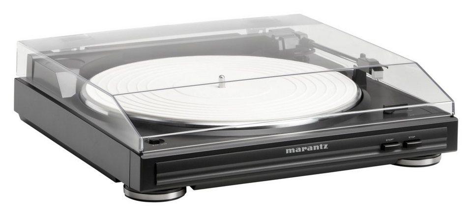 Marantz TT5005 Plattenspieler in schwarz