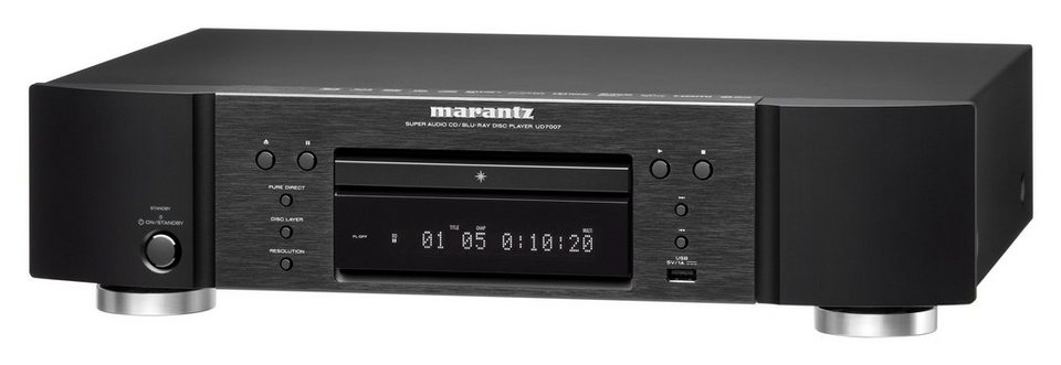marantz ud7007 3d blu ray player online kaufen otto. Black Bedroom Furniture Sets. Home Design Ideas